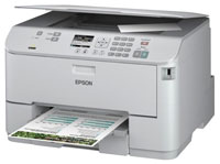 Обзор МФУ Epson WorkForce Pro WP-4515DN